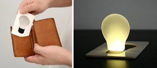 Image: Pocket LED Card Light - Shop USA