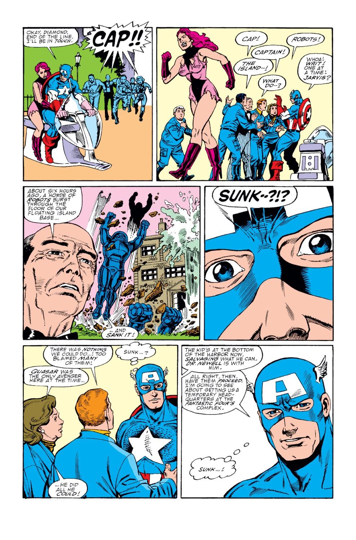 Captain America (1968) Issue #365 #298 - English 7