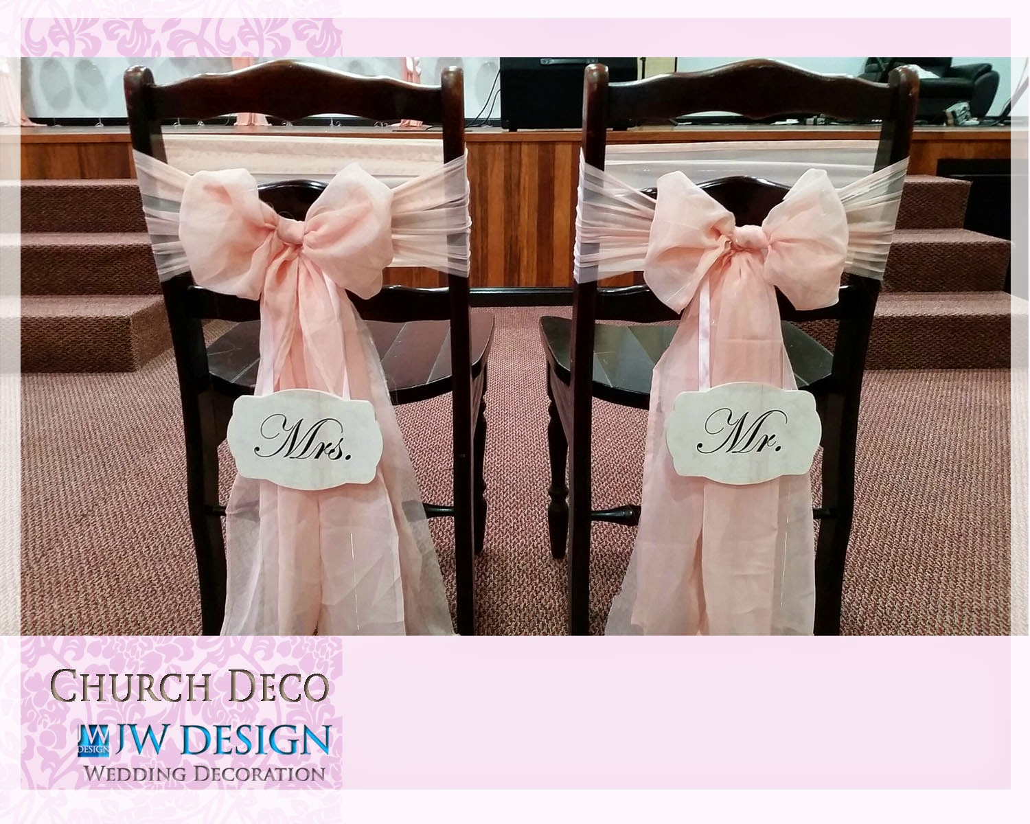 Church decorations for january - Posted By Jw Design Wedding Decoration At 3 42 Pm 3 Comments