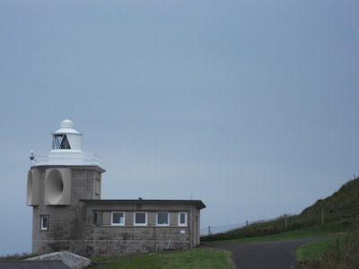 Mortehoe lighthouse