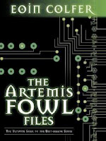 bookcover of ARTEMIS FOWL FILES by Eoin Colfer