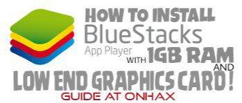 bluestacks free download 1gb ram