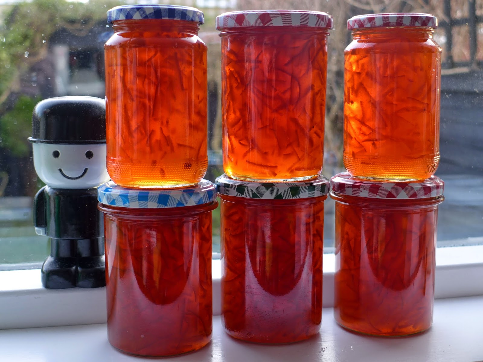 Seville Marmalade, Paddington Bear, homemade jam, artisan, thin cut, Feeding the Eye
