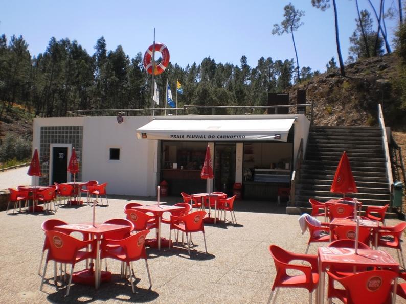 Café da Praia Fluvial