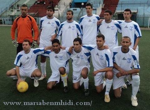 فريق البلدية الساحلية مرسى بن مهيدي