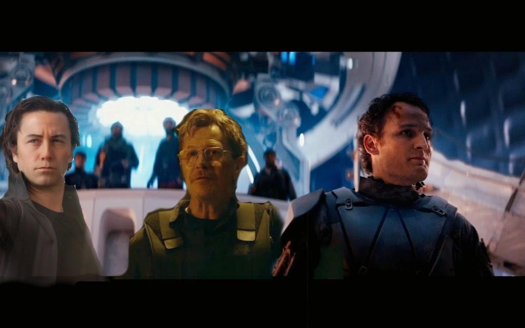 Looper Joseph Gordon Levitt Gary Oldman Dawn Of The Planet Of The Apes Jason Clarke Terminator Genysis trailer