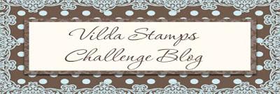 Vilda Stamps Challenge Blog