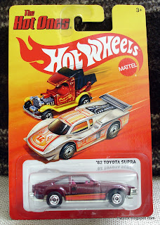 hot wheels toyota supra hot ones