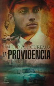 Portada original de La Providencia, de Emilio Aragón Bermúdez