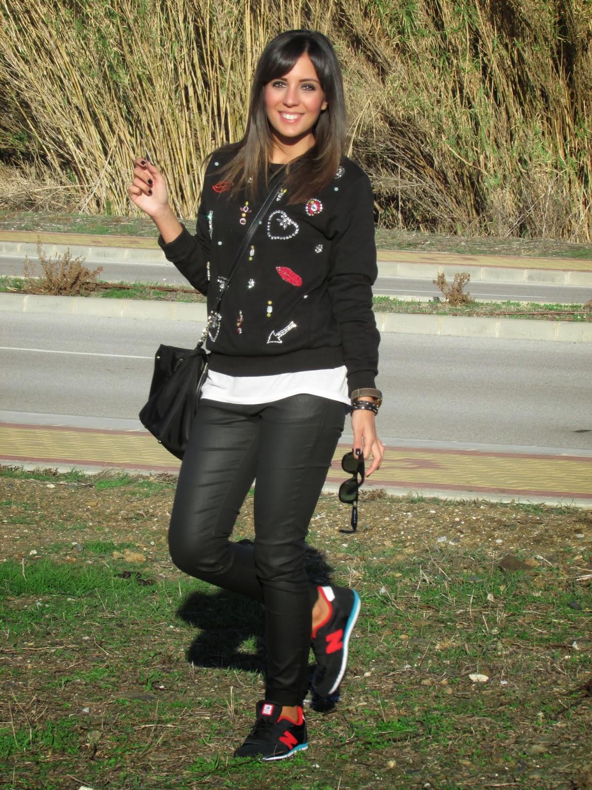 cristina style ootd street style fashion blogger blogger malaga malagueña tendencias moda outfit look zara inspiration
