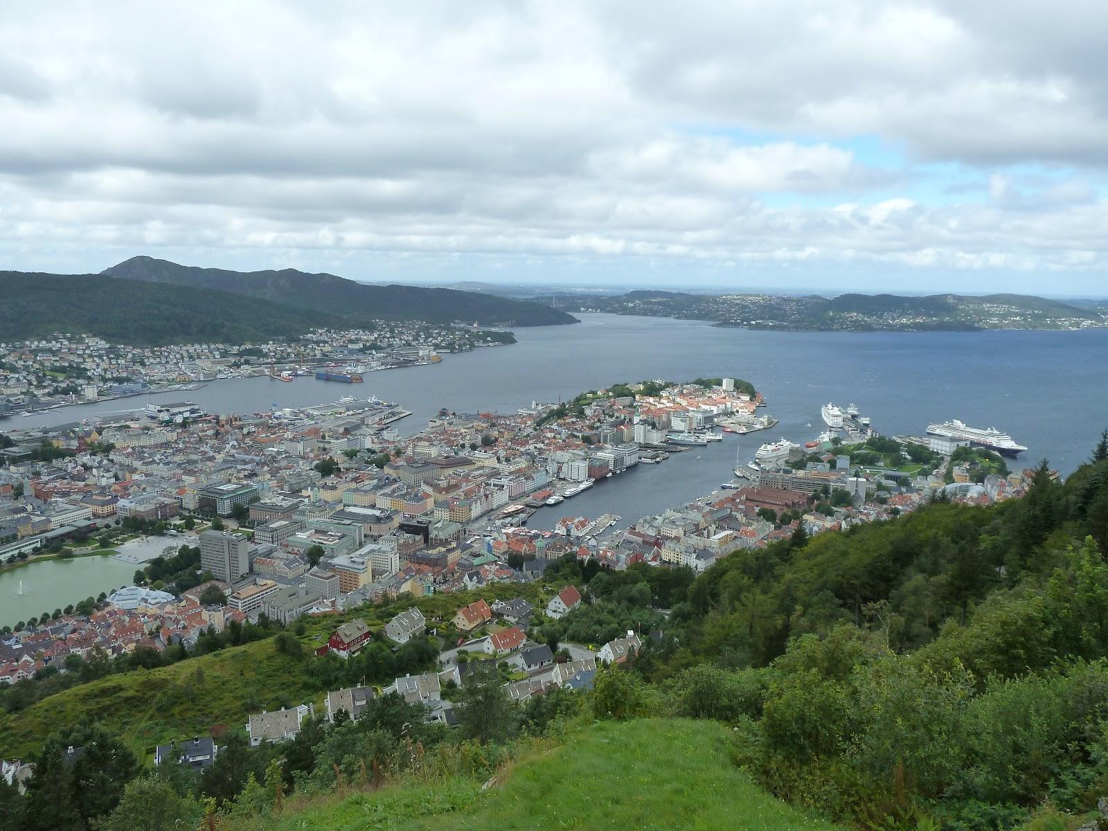 Outstanding experience norv ge - Office de tourisme bergen ...