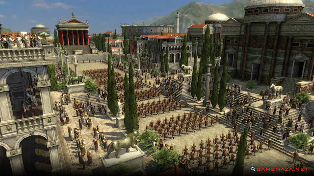 Grand Ages Rome Gold Edition Gameplay Screenshot 3
