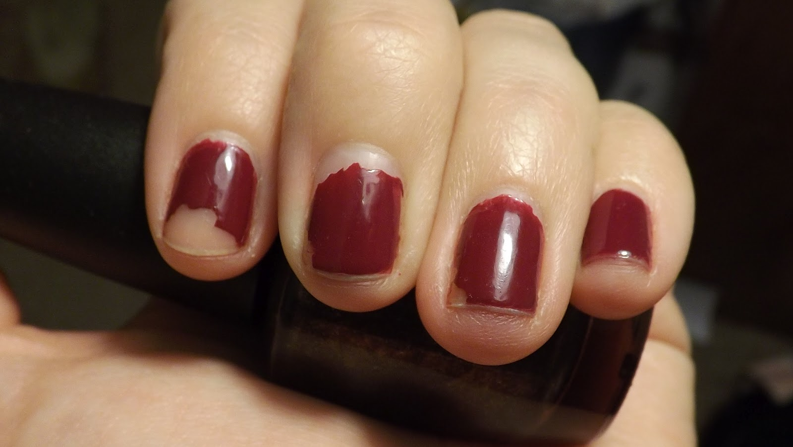 naesays  quick fixes for chipped nail polish