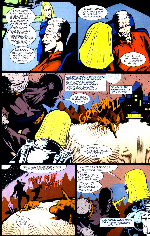 Deathstroke (1991) Issue #60 #65 - English 10