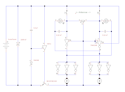 Shokpopper photovore schematic