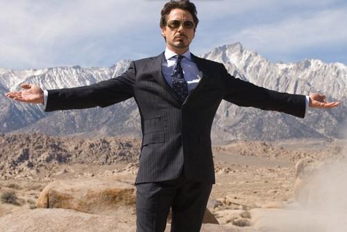 Robert Downey Jr. garante presença em Os Vingadores 2 e 3!