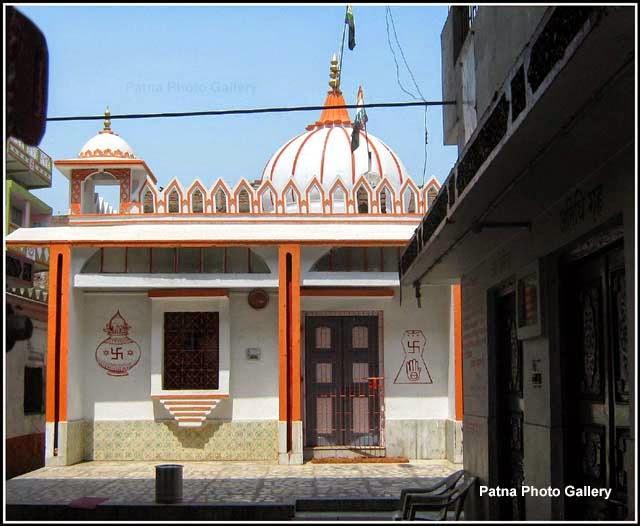Neminath Jain Temple Patna