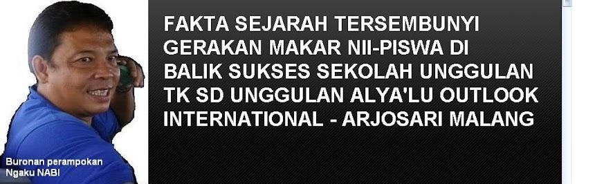 Sejarah Singkat TK SD Unggulan Al Ya'lu Arjosari Malang