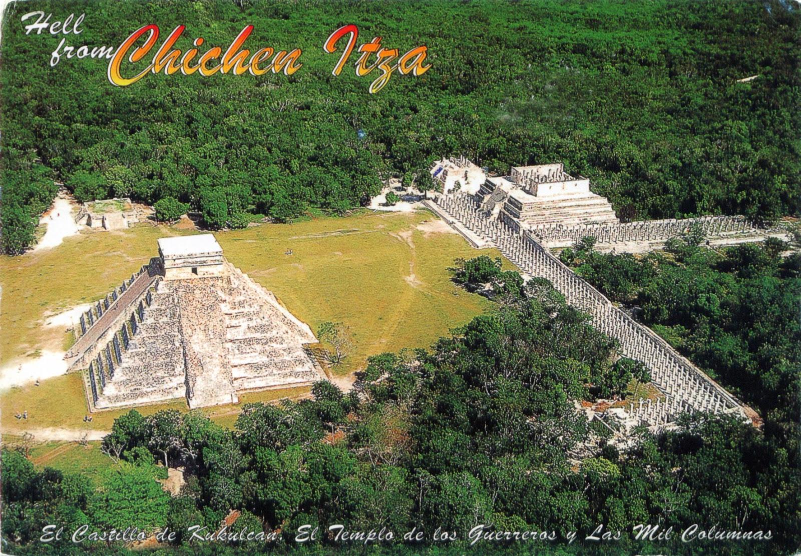 WORLD, COME TO MY HOME!: 0425, 1817 MEXICO (Yucatán) - Pre-Hispanic ...