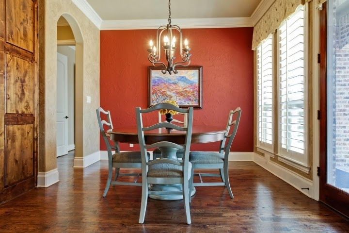 Interior Painting Design Ideas For Dining Room