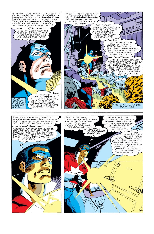 Captain America (1968) Issue #354 #286 - English 3