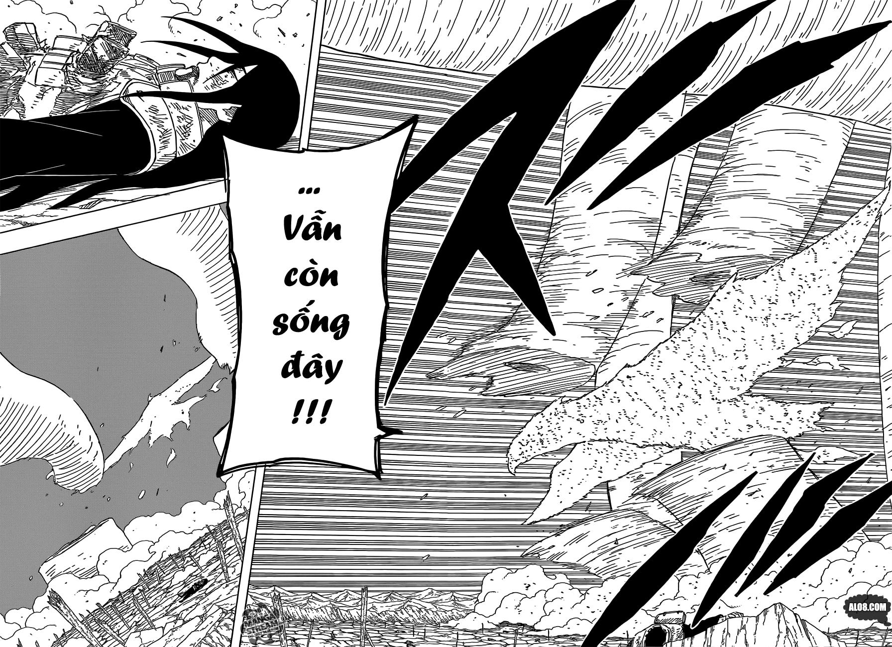 Naruto chap 617 Trang 11 - Mangak.info