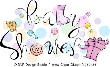 Baby shower ideas the magic of baby shower clip art