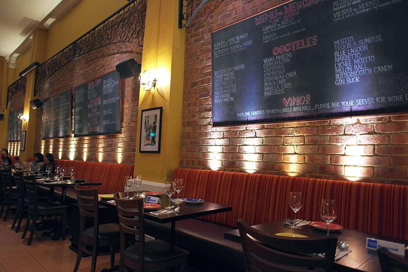 Purple Taste: Don Quijote Spanish Restaurant @ Block 7 Dempsey