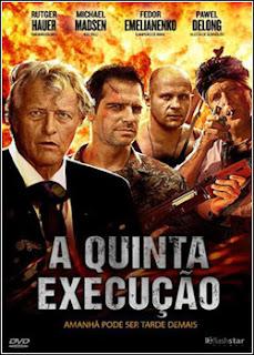 Download - A Quinta Execução DVDRip - AVI - Dual Áudio