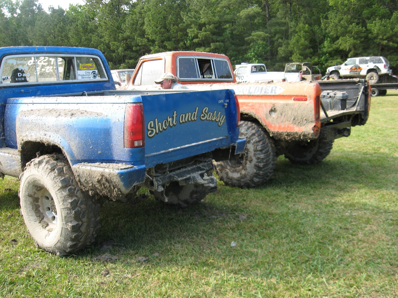 Mud Bogging Trucks For Sale Get your trucks ready.