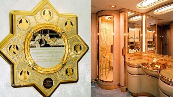 Pesawat Peribadi Sultan Brunei yang Mewah