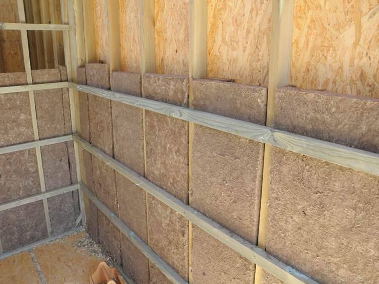 Innovaci n madera electr nica 11 aislamiento - Aislamiento acustico paredes interiores ...