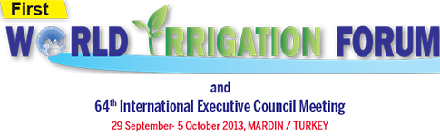 World Irrigation Forum