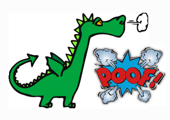 IN MEMORY OF POOF: BRIAN KELLY INTERVIEWS POOF  Poof-the-money-dragon