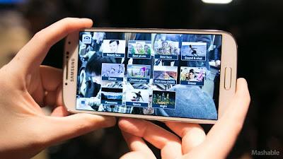 Samsung Galaxy S4-5