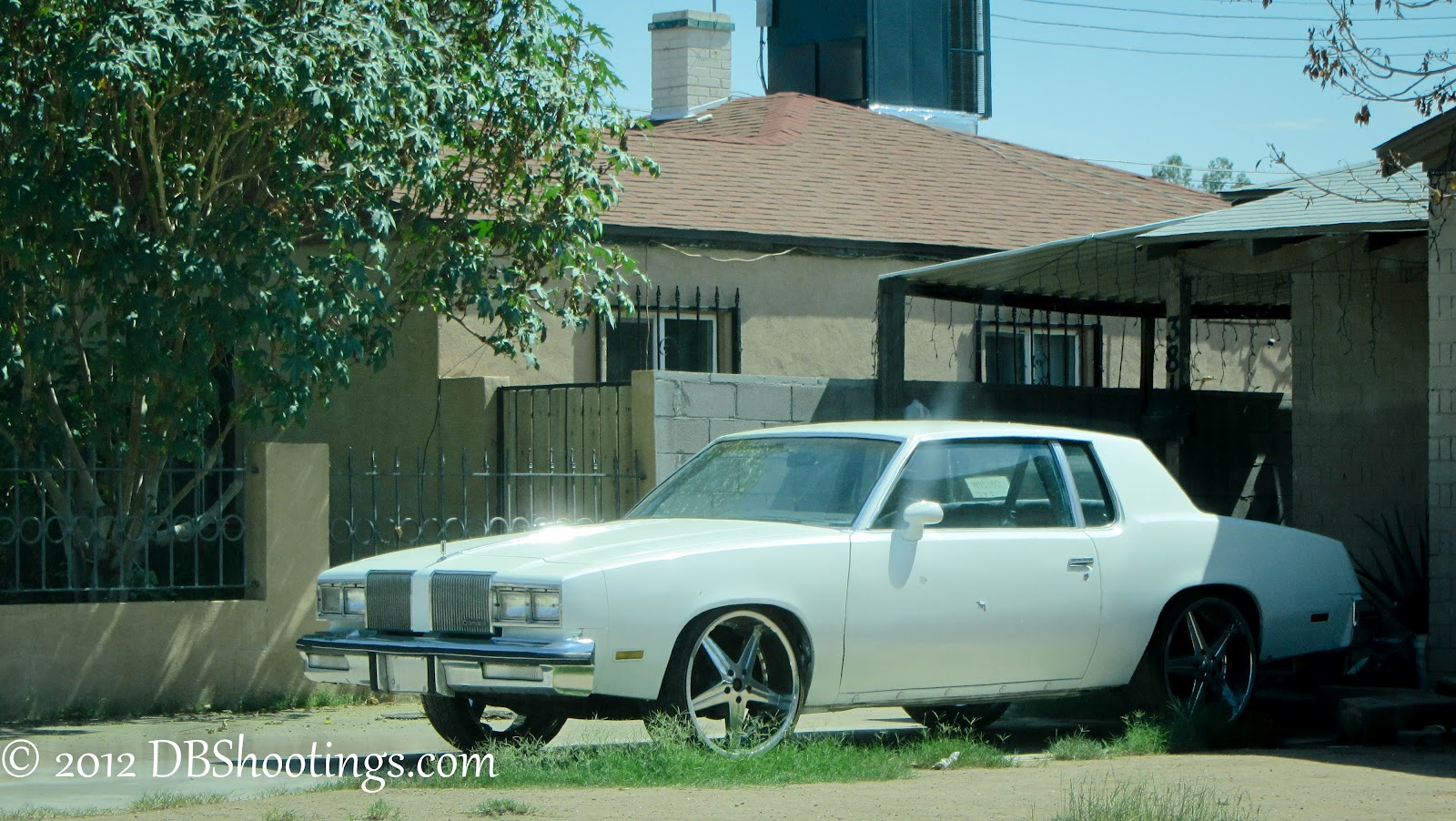 1980 Oldsmovbile Cutlass Supreme donk
