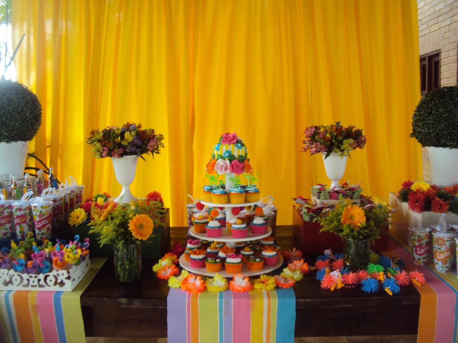 decoracao festa tropicalFestas e Cia – Arquitetura e Eventos Festa