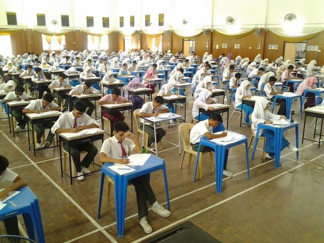 Kertas Soalan Matematik dan Matematik Tambahan SPM 2013 Didakwa Bocor