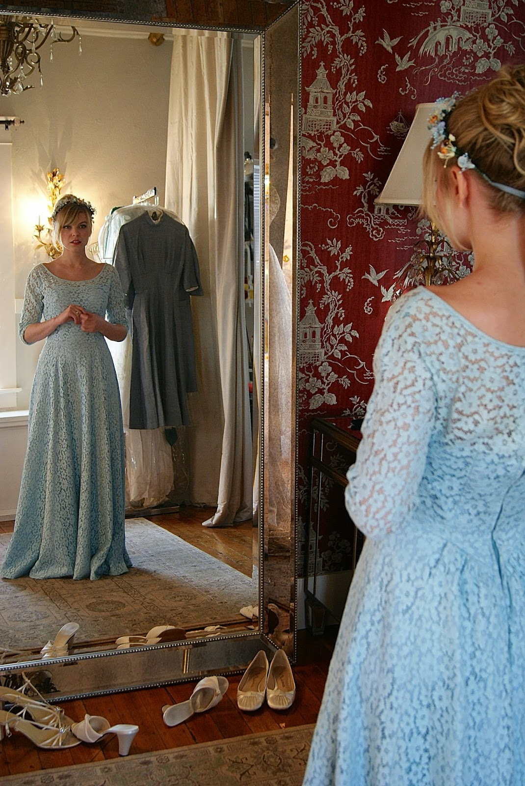 Xtabay vintage clothing boutique portland oregon a not for Portland wedding dress shops