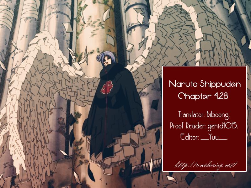 Naruto chap 428 Trang 19 - Mangak.info