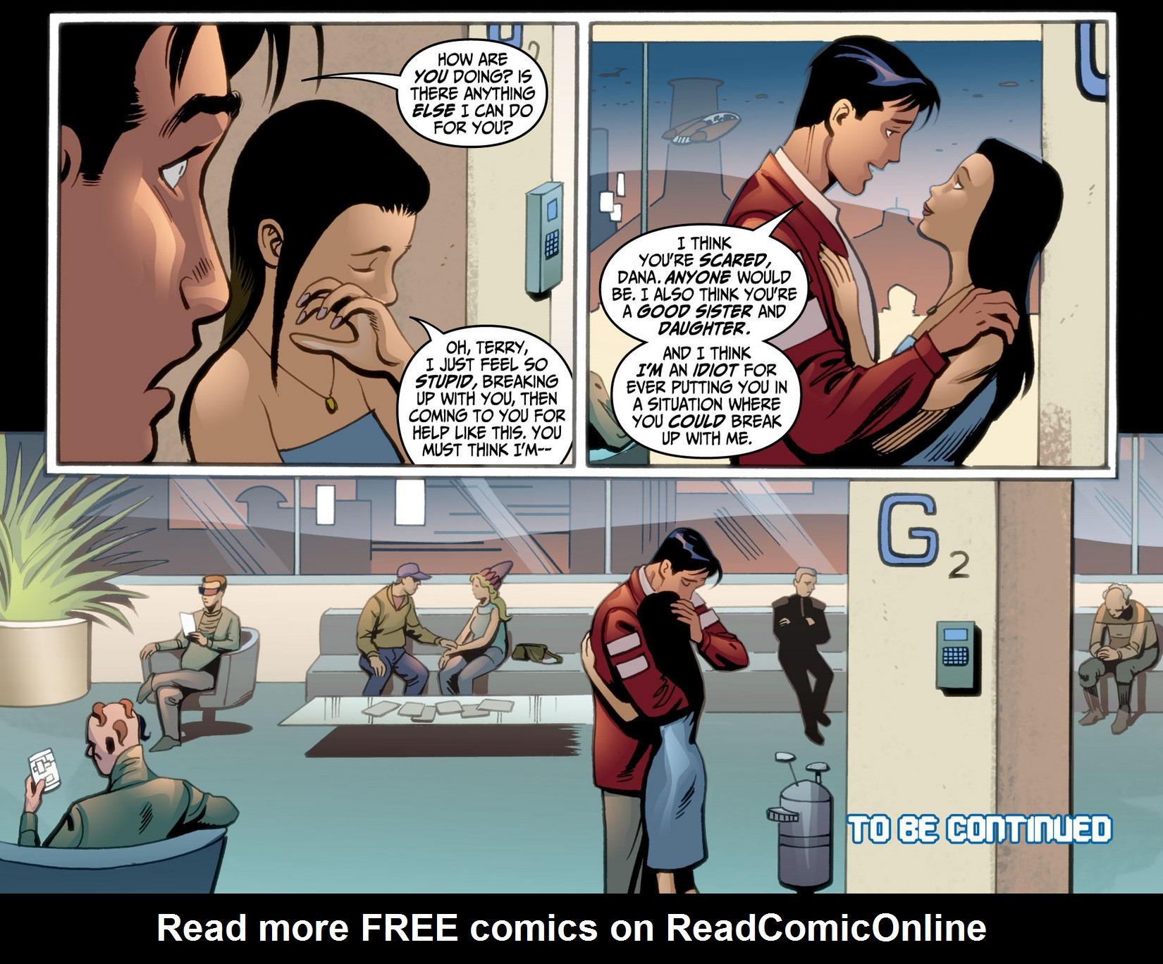 Batman Beyond (2012) Issue #9 #9 - English 21