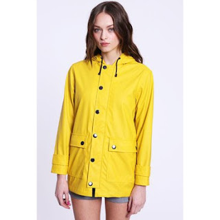 yellow rain mac