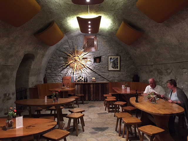 Lavaux Vineyard Terraces Switzerland wine tasting