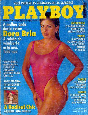 Dora Bria - Playboy 1993