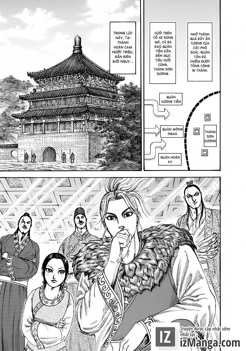 Kingdom - Vương Giả Thiên Hạ Chapter 201 page 17 - IZTruyenTranh.com