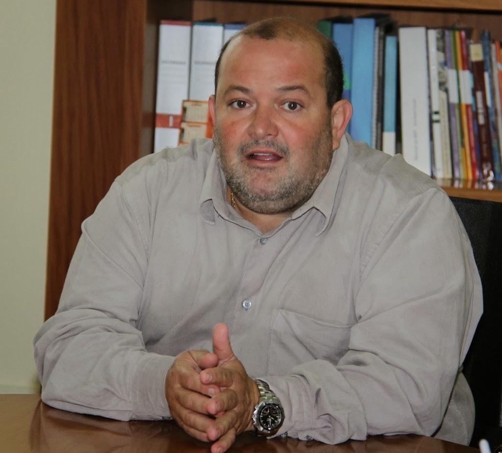 """Vice-prefeito Márcio Catão. """"Acreditamos que Teresópolis tem total capacidade para participar deste processo, com ideias bem elaboradas das nossas secretarias"""""""