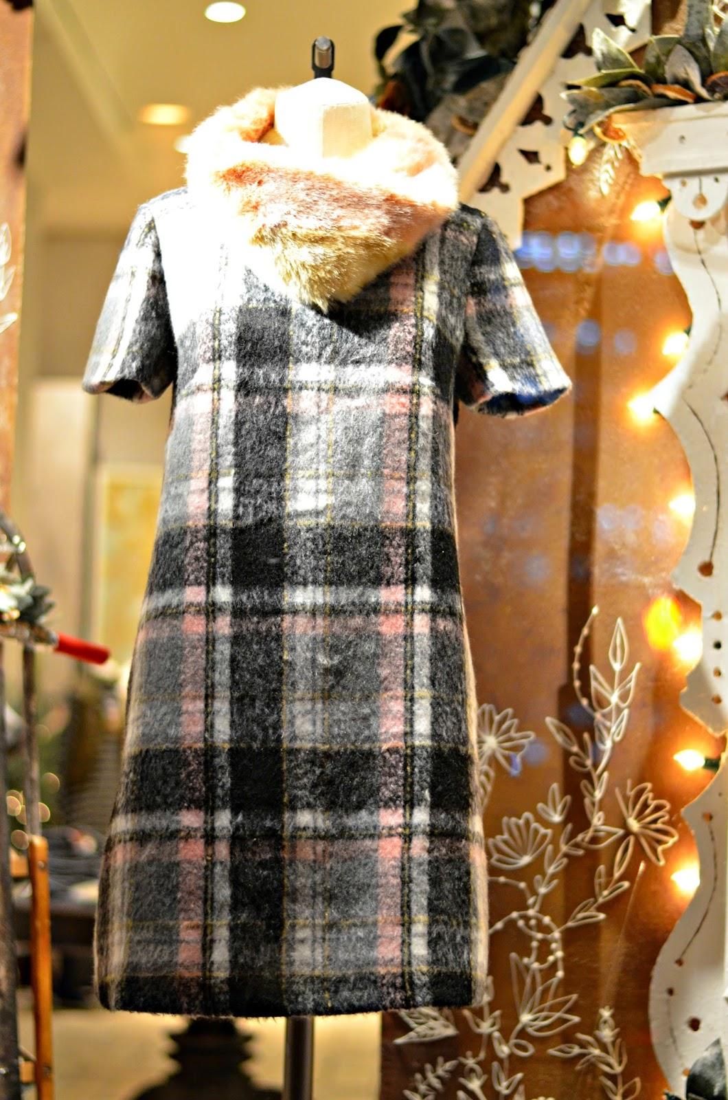 December Shops Windows at Rockefeller Center