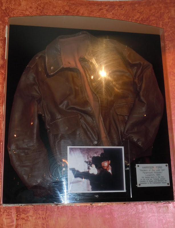 Harrison Ford Raiders of the Lost Ark jacket