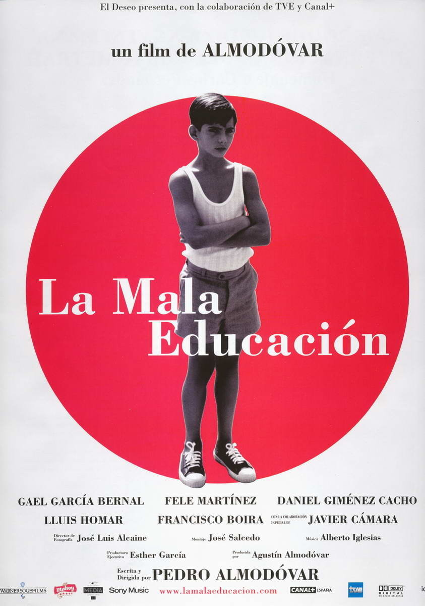lylybye movie la mala educacion la mauvaise education
