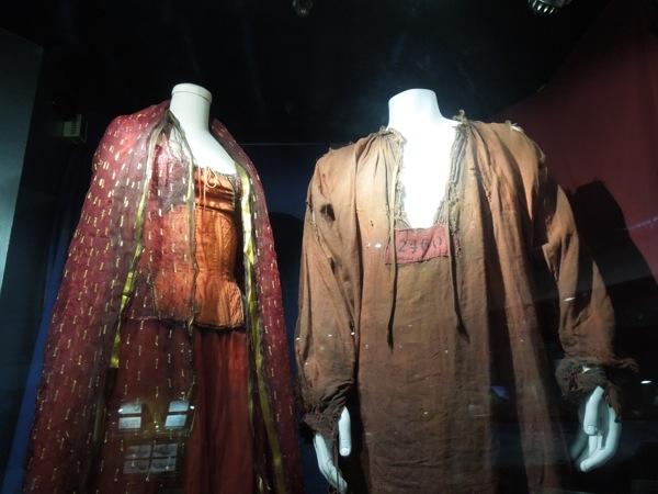 Fantine Jean Valjean Les Miserables film costumes